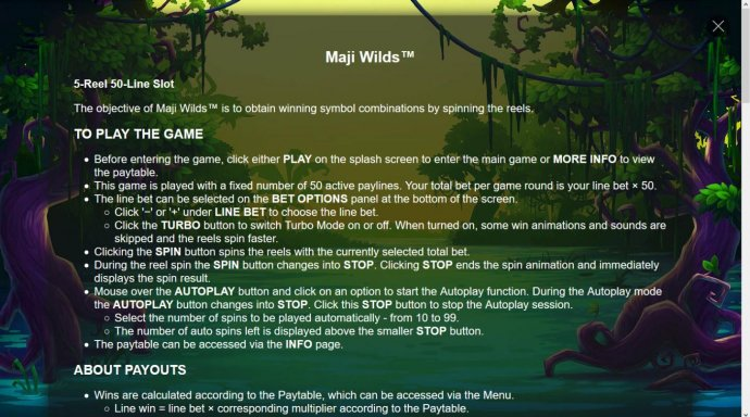 Images of Maji Wilds