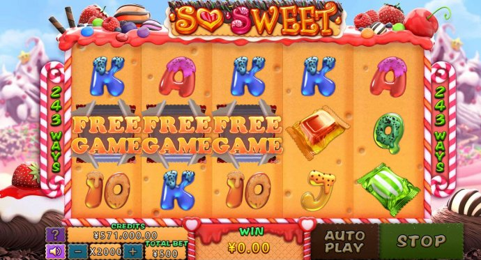So Sweet by No Deposit Casino Guide