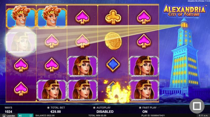 Wild feature randomly activates during any spin by No Deposit Casino Guide