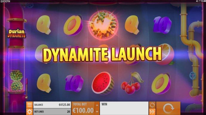Durian Dynamite screenshot