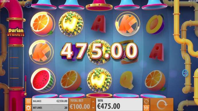 Durian Dynamite by No Deposit Casino Guide