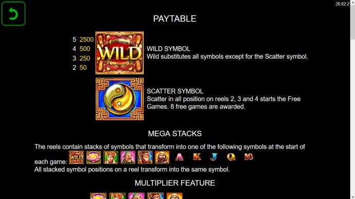 No Deposit Casino Guide - Wild and Scatter Symbol Rules