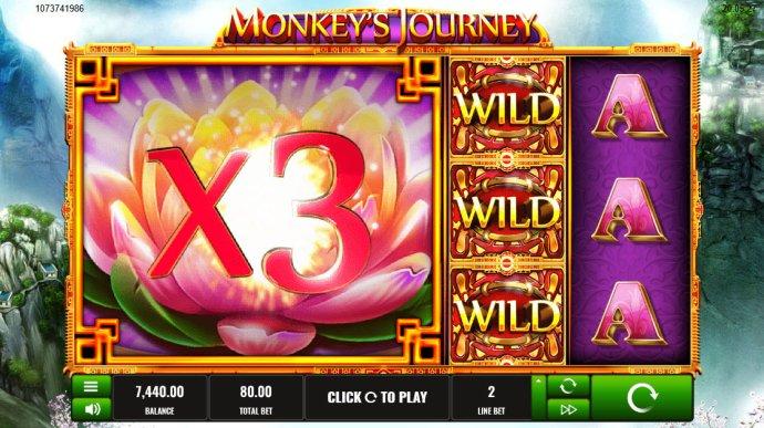 Monkey's Journey screenshot