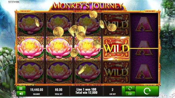 Monkey's Journey by No Deposit Casino Guide