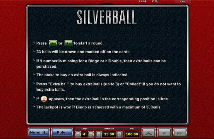 Images of Silverball