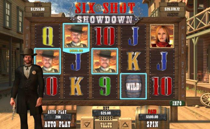 Images of Six Shot Showdown