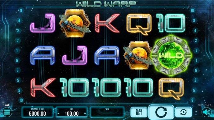 No Deposit Casino Guide image of Wild Warp
