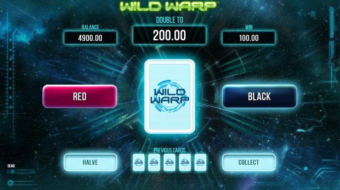 Wild Warp screenshot