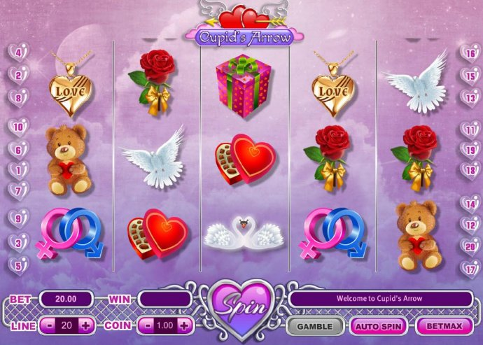 Cupid's Arrow screenshot