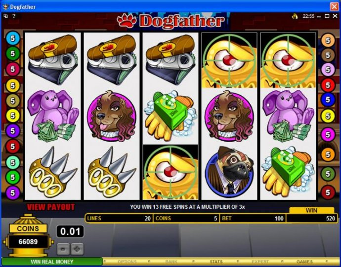 Dogfather by No Deposit Casino Guide
