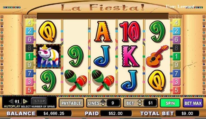 La Fiesta by No Deposit Casino Guide