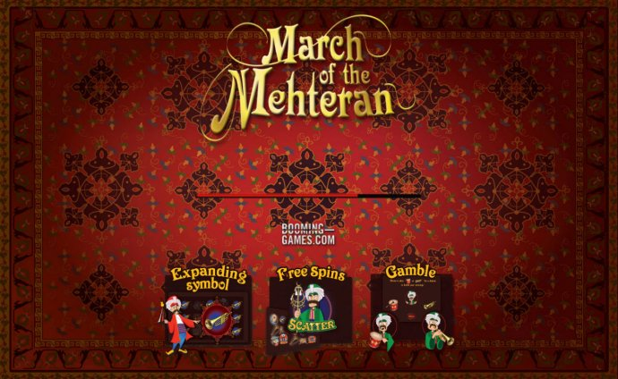March of the Mehteran by No Deposit Casino Guide
