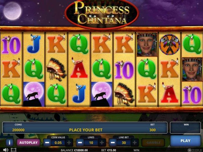 Princess Chintana screenshot