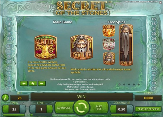 Images of Secret of the Stones