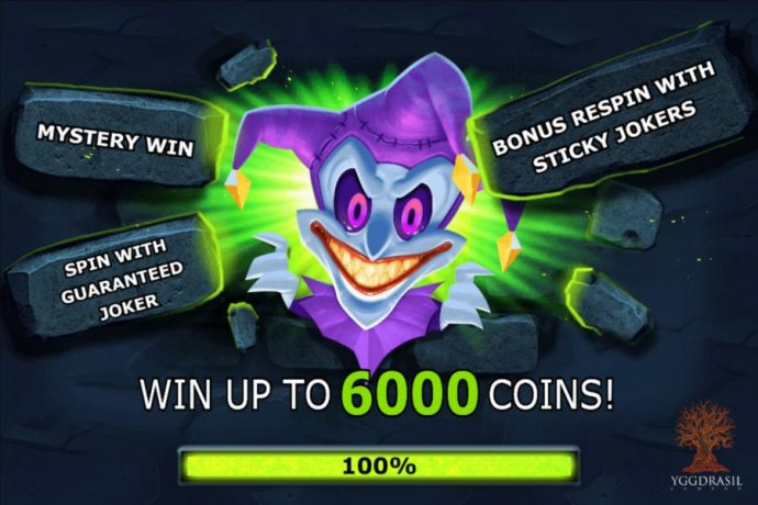 The Dark Joker Rizes by No Deposit Casino Guide