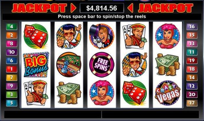 No Deposit Casino Guide - large screen