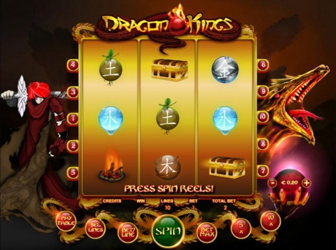 Dragon Kings by No Deposit Casino Guide