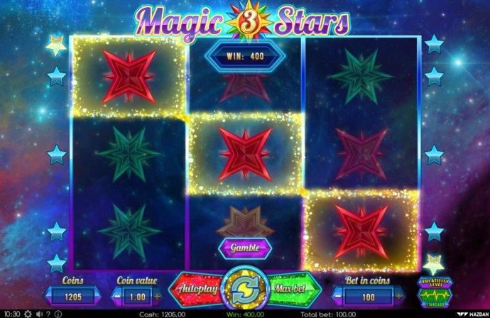 Magic Stars 3 screenshot