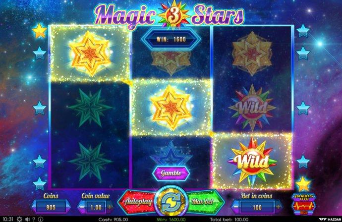 Magic Stars 3 by No Deposit Casino Guide