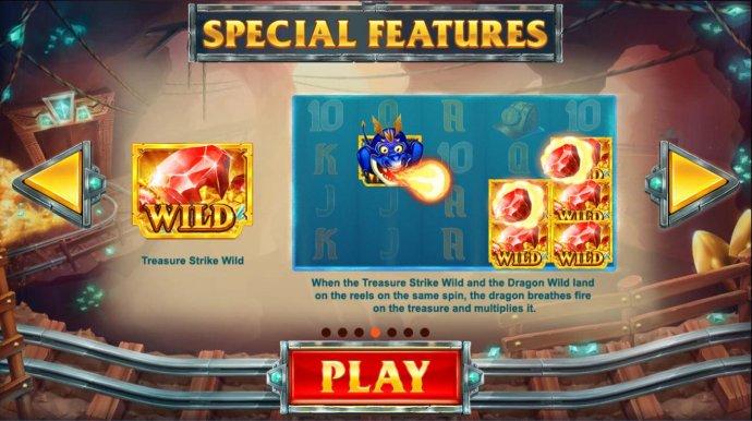 No Deposit Casino Guide image of Treasure Mine