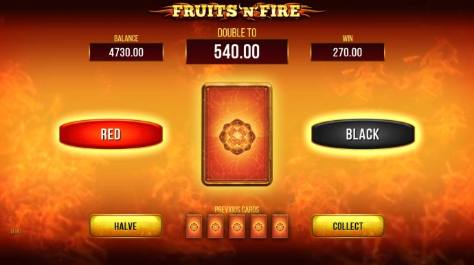 Fruits n Fire by No Deposit Casino Guide
