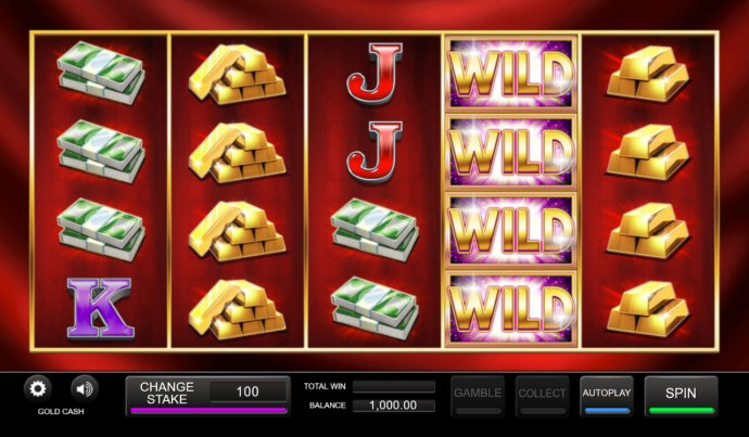 Gold Cash by No Deposit Casino Guide