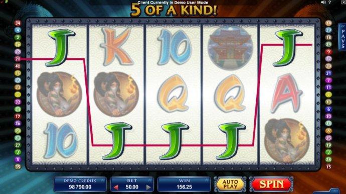 Ninja Magic by No Deposit Casino Guide