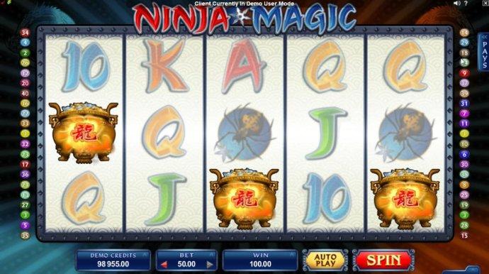 Images of Ninja Magic