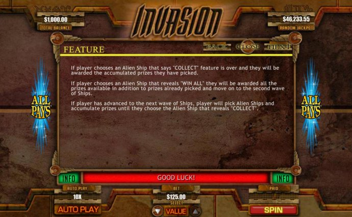 Invasion by No Deposit Casino Guide