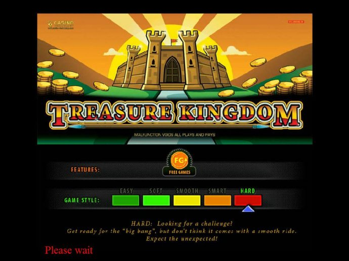 Images of Treasure Kingdom