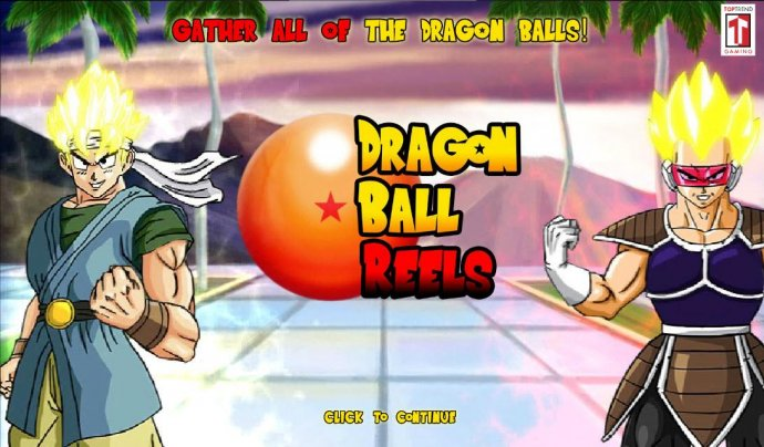 Images of Dragon Ball Reels