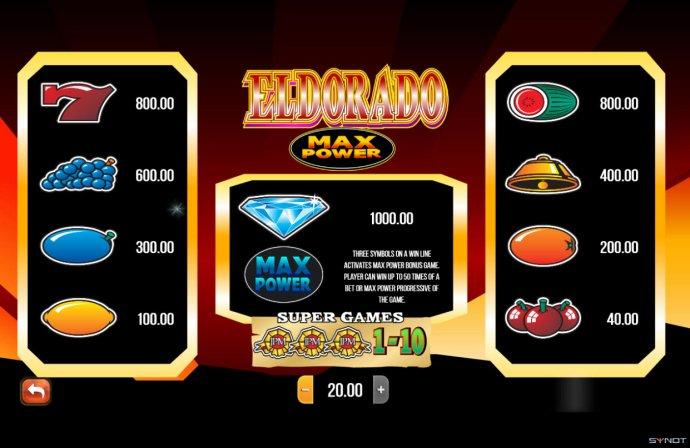 Eldorado by No Deposit Casino Guide