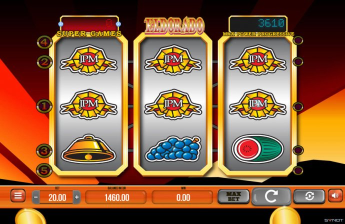 Eldorado screenshot