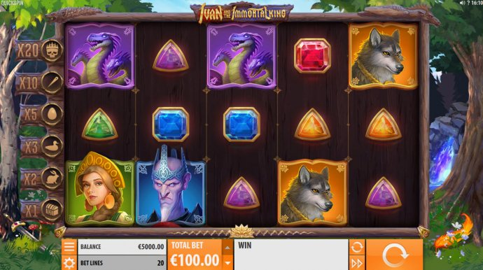 Ivan and the Immortal King screenshot