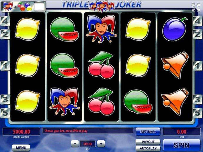 Triple Joker by No Deposit Casino Guide