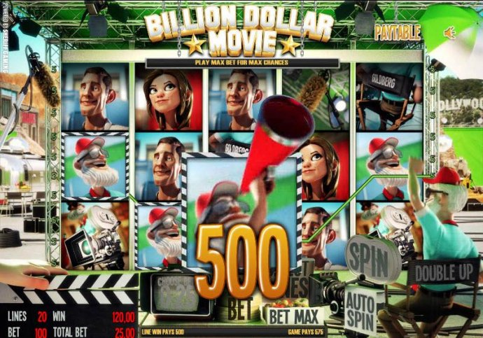 Billion Dollar Movie by No Deposit Casino Guide