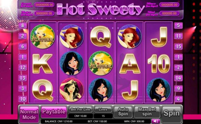 Hot Sweety screenshot