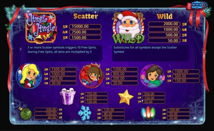 Jingle Jingle screenshot