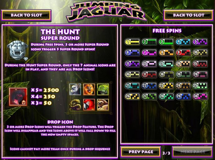 Jumping Jaguar by No Deposit Casino Guide