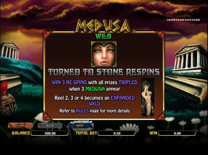 Medusa by No Deposit Casino Guide