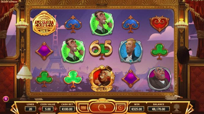 No Deposit Casino Guide image of Orient Express