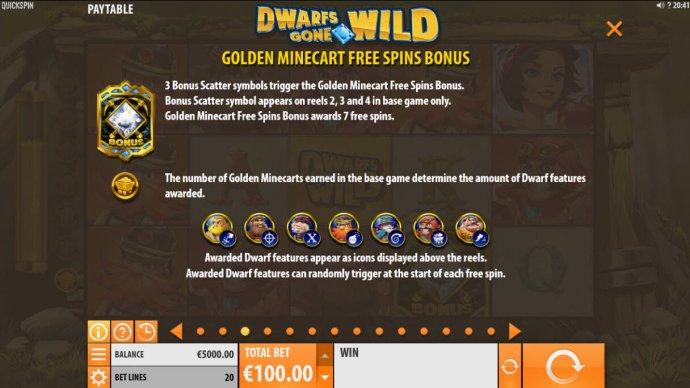 Dwarfs Gone Wild screenshot