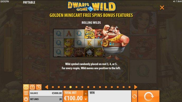 Dwarfs Gone Wild by No Deposit Casino Guide