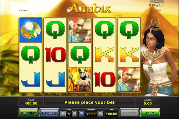 Images of Anubix
