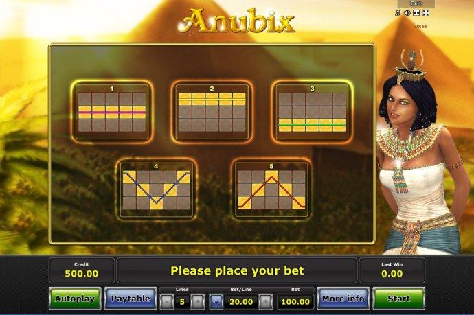 Anubix by No Deposit Casino Guide