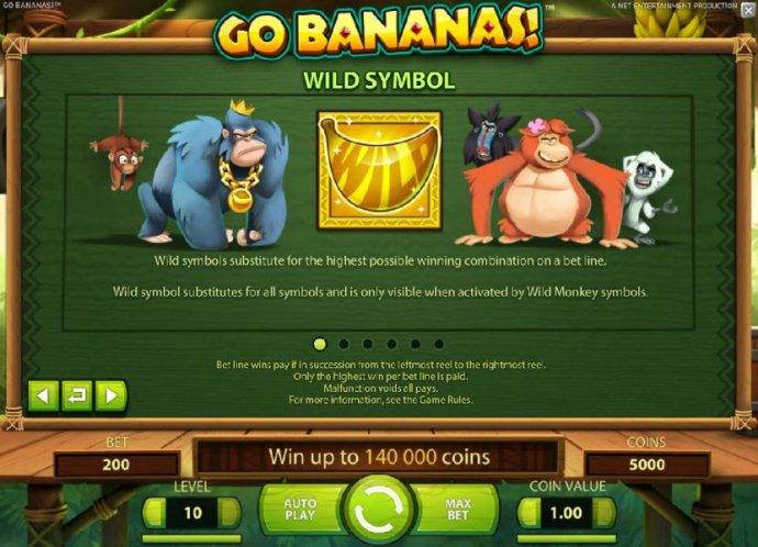 Go Bananas screenshot