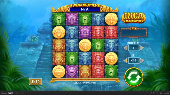 Inca Jackpot screenshot