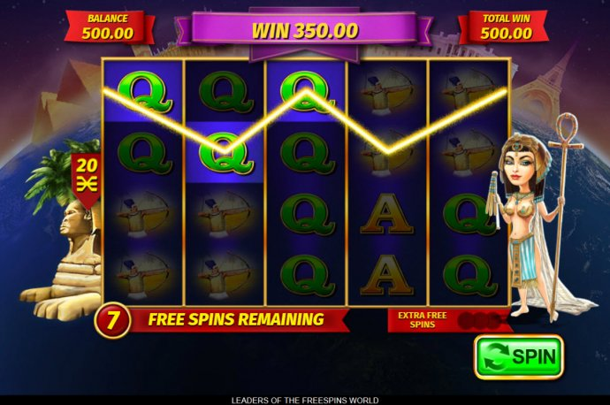 Leaders of the Free Spins World by No Deposit Casino Guide