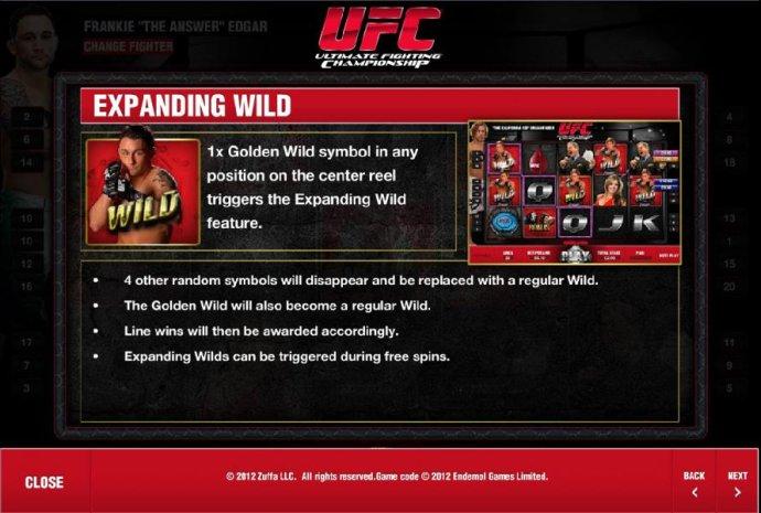 expanding wild rules - No Deposit Casino Guide