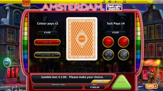 Amsterdam Red Light District by No Deposit Casino Guide